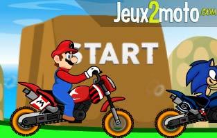 Jeux De Mario Moto