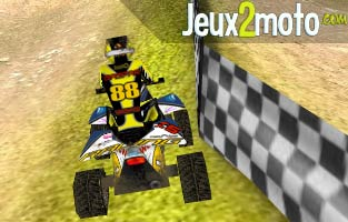 Quad 3D en Flash